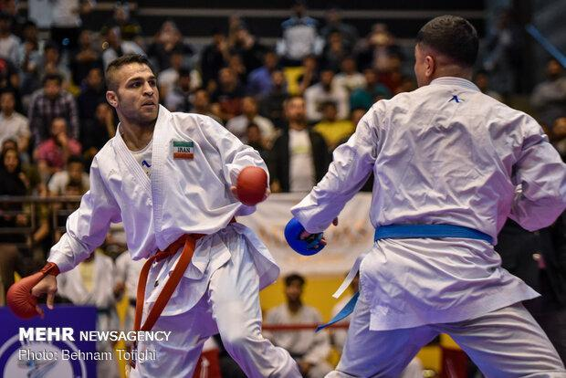 شروع طوفانی کاراته کا در شروع سال جدید، 5طلا برای ملی پوشان ایران