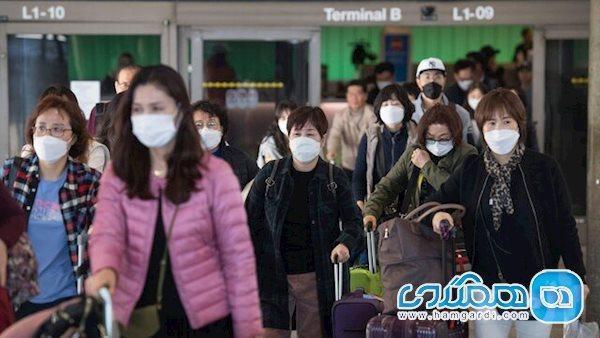 کاهش سفرهای گردشگری بین المللی در سال 2020 پیش بینی می گردد