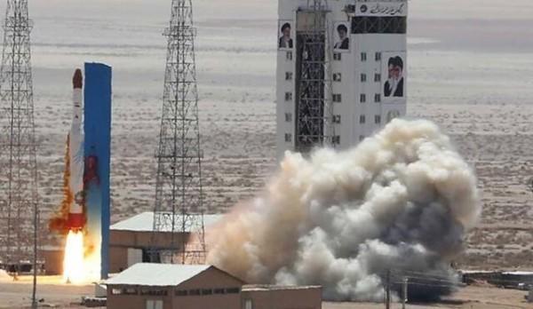 ماهواره مخابراتی ناهید1 سال جاری در مدار زمین