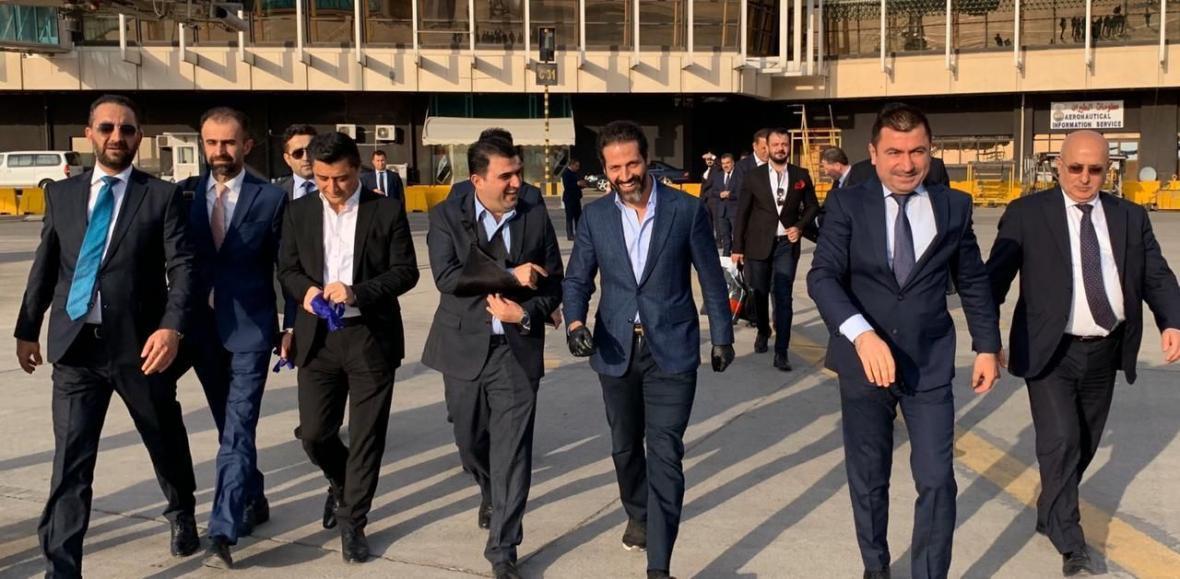 خبرنگاران اقلیم کردستان عراق مذاکرات با بغداد را مثبت بیان کرد