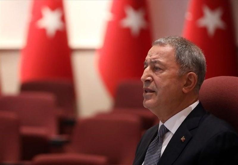 وزیر دفاع ترکیه: 1359 تروریست از شروع سال تا به امروز از پای درآمده اند
