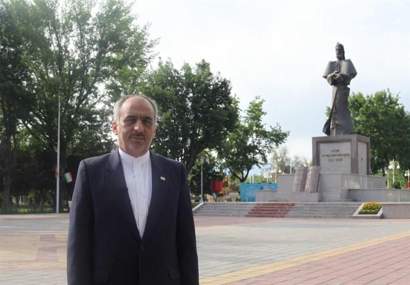 پیغام ویدئویی سفیر ایران در تاجیکستان به مناسبت روز بزرگداشت فردوسی