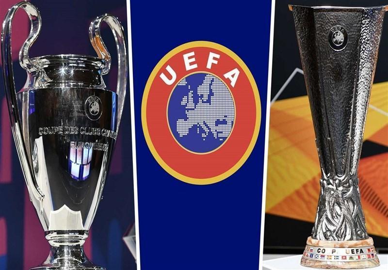طرح جدید یوفا برای ازسرگیری بازی های لیگ قهرمانان و لیگ اروپا ، بازی ها تک حذفی و متمرکز می شوند