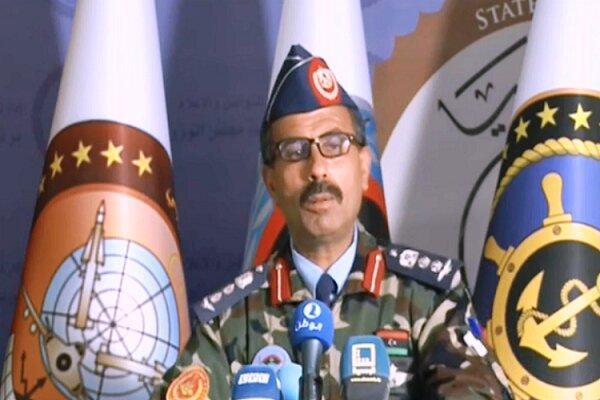 با هر تهدیدی علیه اراضی لیبی مقابله می کنیم