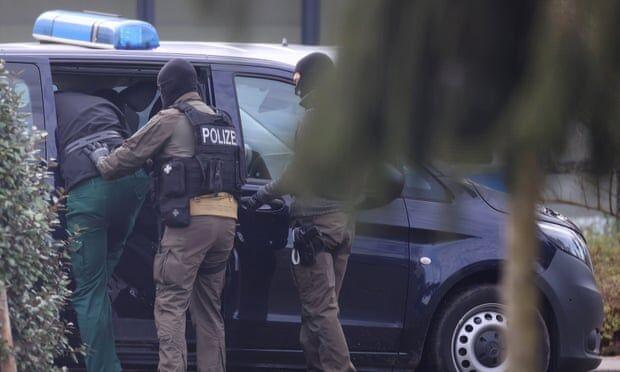 چند زخمی در اعتراضات اشتوتگارت آلمان