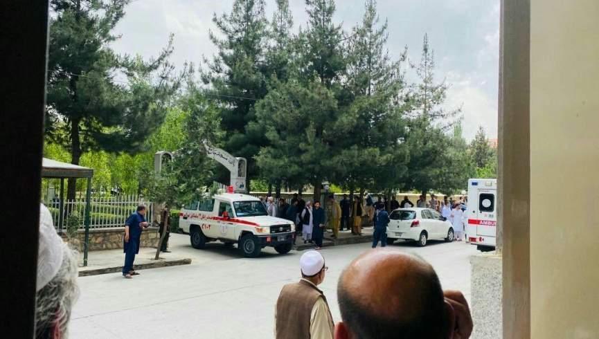 انفجار در مسجد شیرشاه سوری کابل، امام جمعه به شهادت رسید
