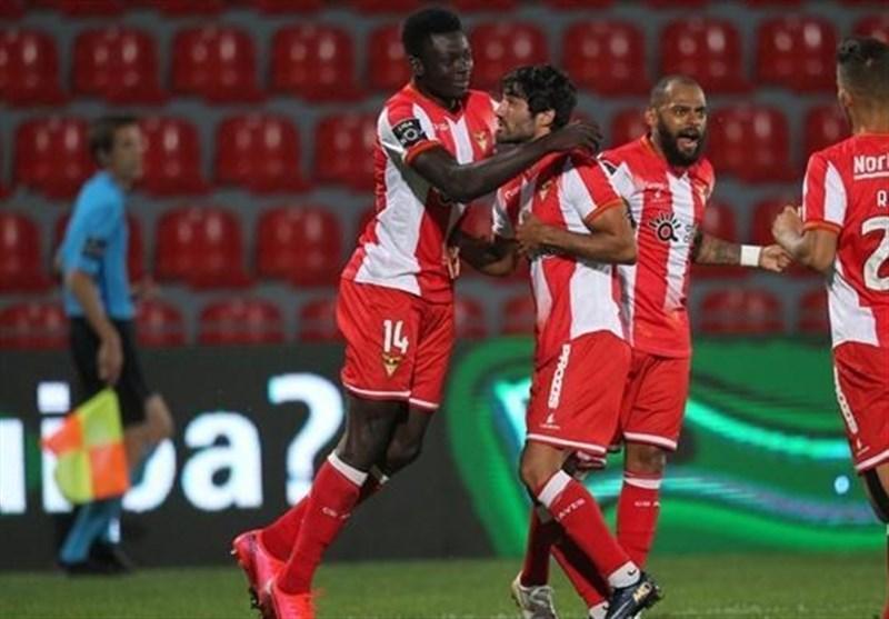 لیگ برتر پرتغال، پیروزی آوِس با گلزنی مهرداد محمدی ، 3 امتیاز تیم عابدزاده در بازی خارج از خانه