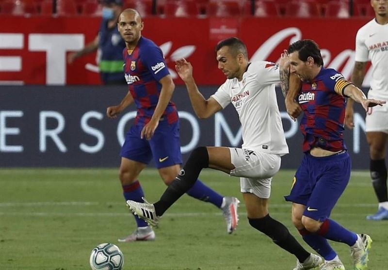 لالیگا، بارسلونا با تساوی به رئال مادرید فرصت صدرنشینی داد