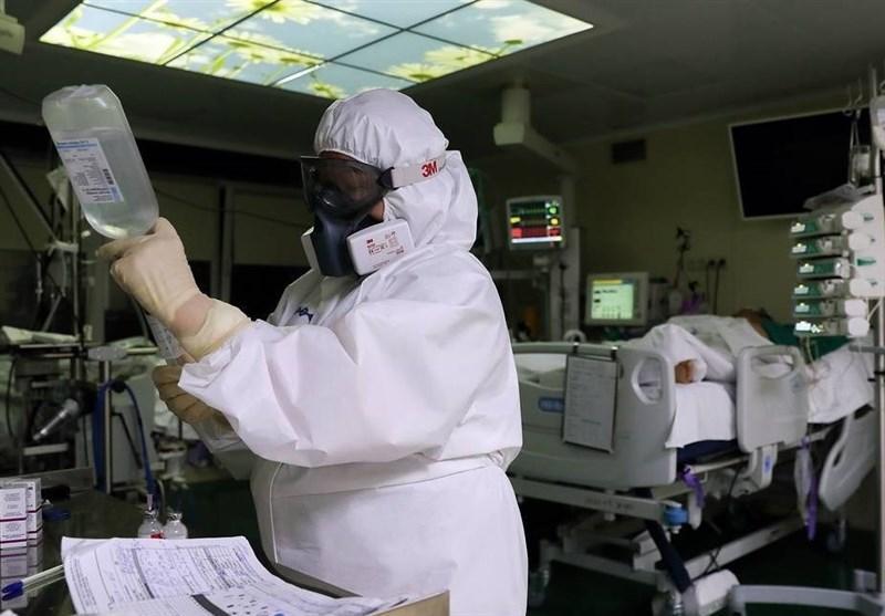 درمان 61 درصد بیماران مبتلا به کرونا در روسیه