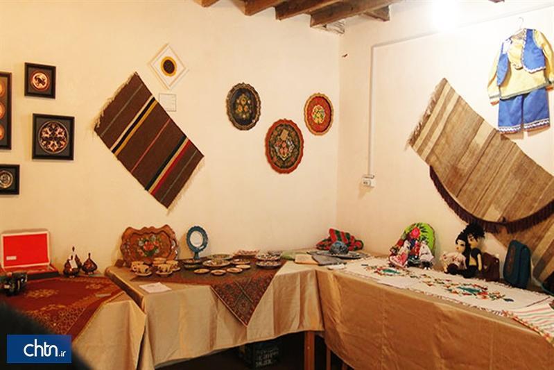 ایجاد فروشگاه صنایع دستی در هتل دنیا گردی گرگان