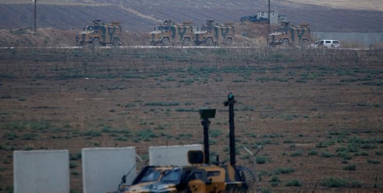 گشت مشترک روسیه و ترکیه در استان الحسکه سوریه