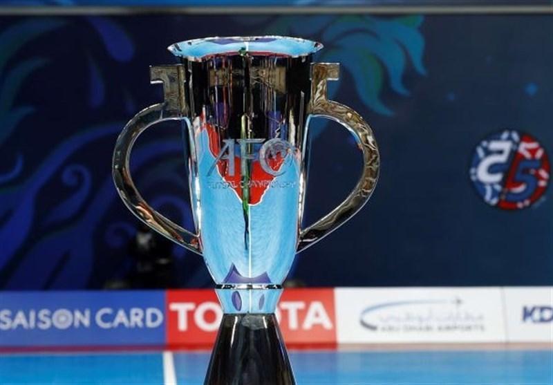 انصراف ترکمنستان از میزبانی مسابقات فوتسال قهرمانی آسیا