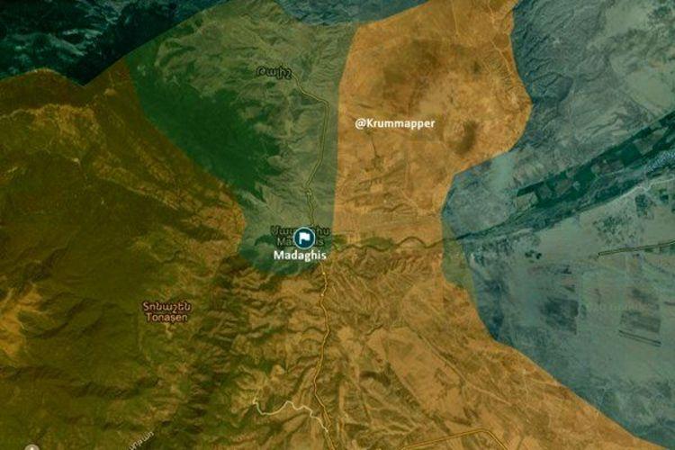 آذربایجان: یک منطقه را از ارمنستان پس گرفته ایم