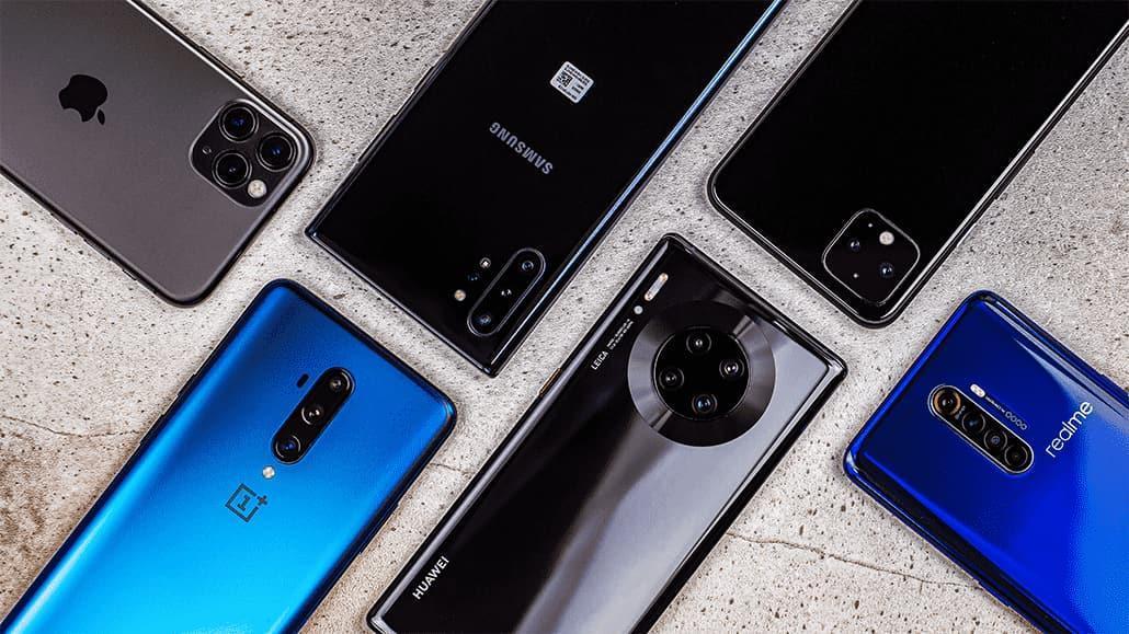 قیمت انواع گوشی موبایل، امروز 21 مرداد 99