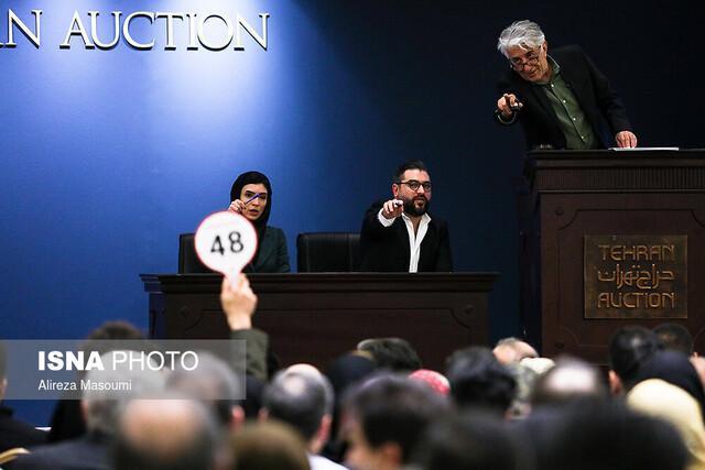 کرونا حراج تهران را به پاییز موکول کرد