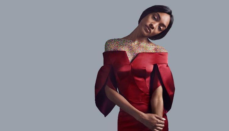 کلکسیونی از 30 مدل لباس مجلسی زرشکی برای سلیقه های مختلف