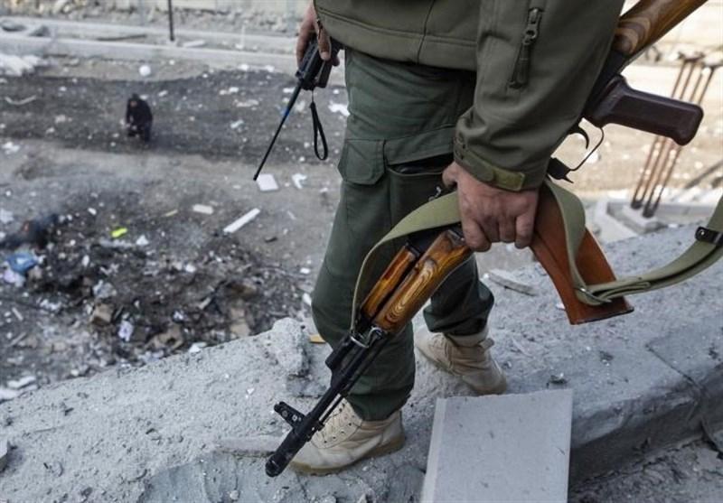 ادعای وزارت دفاع ارمنستان مبنی بر دستگیری عناصر جنگجوی سوری در قره باغ