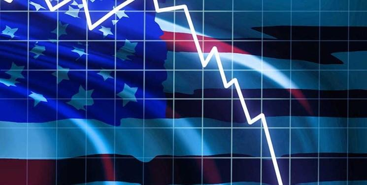 بدترین سقوط اقتصادی آمریکا در 73 سال گذشته