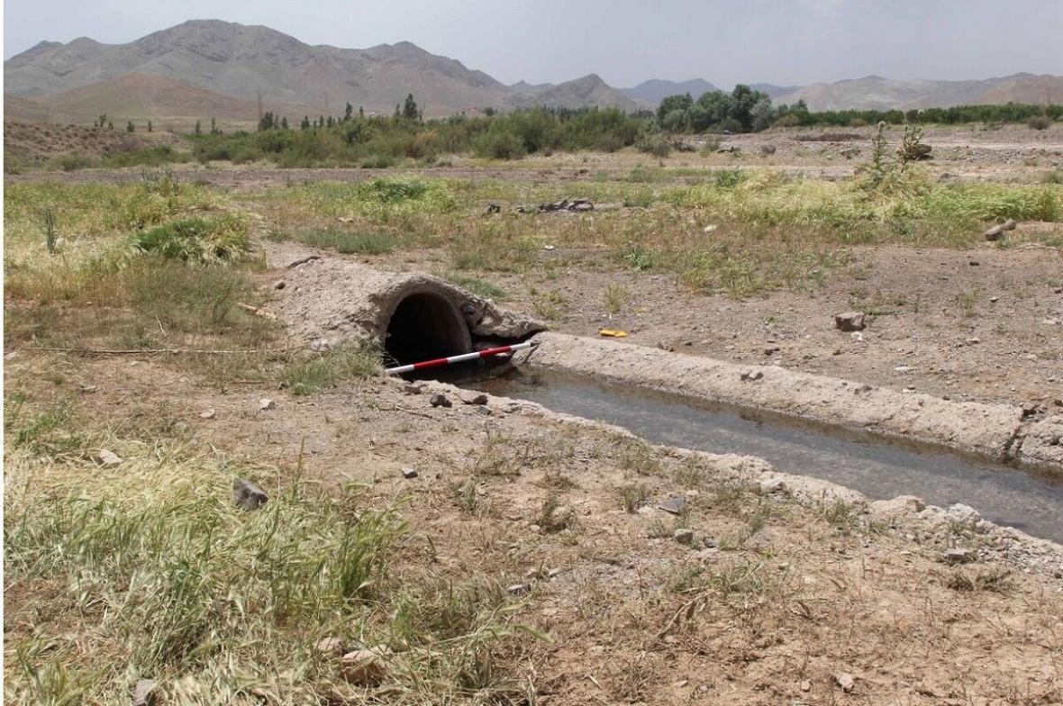 خبرنگاران 33 قنات شهرستان سربیشه بازسازی و بازسازی شد