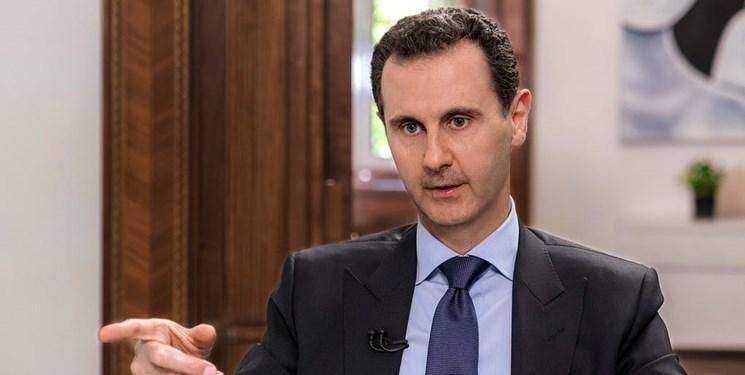 بشار اسد: آمریکا می خواهد با تحمیل قانون اساسی مد نظر خود سوریه را به فتنه سوق دهد