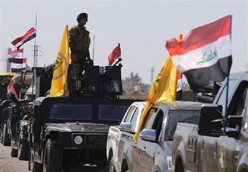 عراق، عملیات حشد شعبی علیه تروریست های داعشی در استان الانبار
