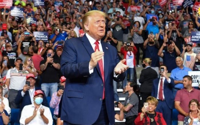 مرگ 700 نفر در تجمعات انتخاباتی ترامپ