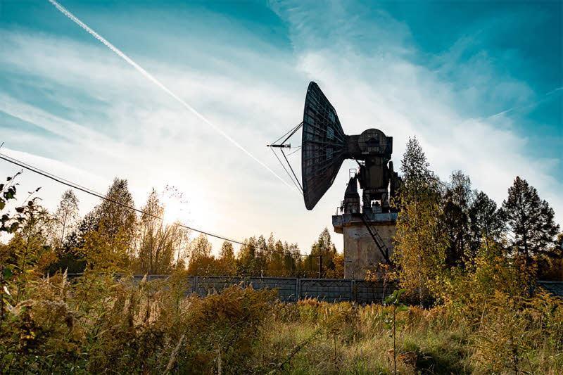 زمانی که روس ها هم به دنبال پیدا کردن موجودات فرازمینی بودند - یادگارهای رادیوتلسکوپ های متروک دوران شوروی