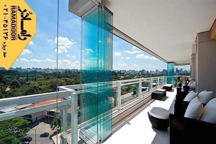کاربرد شیشه در طراحی داخلی ساختمان