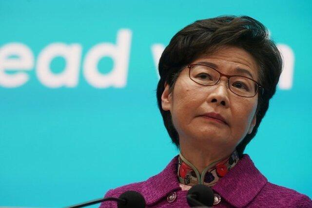 درخواست نمایندگان مجلس 18 کشور از رهبر هنگ کنگ