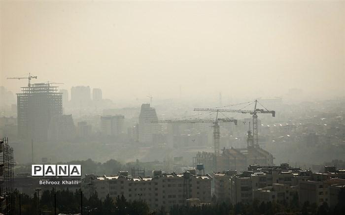 آلودگی هوای تهران برای چهارمین روز پیاپی