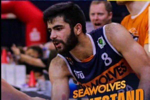 برد روستوک در بسکتبال آلمان با ملی پوش ایرانی
