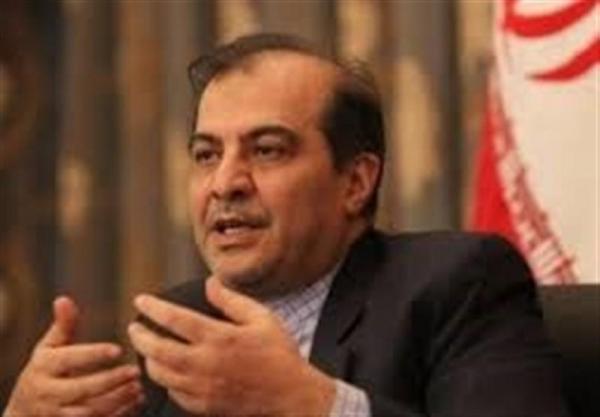 رایزنی نماینده ویژه سازمان ملل در امور سوریه با دستیار ارشد ظریف