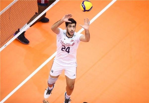 شب خوب لژیونرهای والیبال ایران در کاپ اروپا