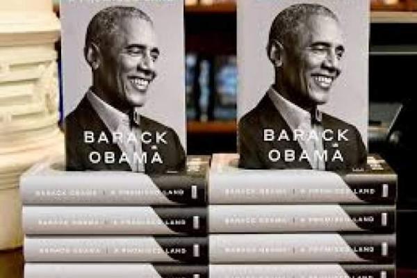 صدرنشینی باراک اوباما در کارزار پرفروش ها
