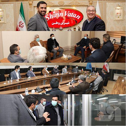 امضای 2 قرارداد بیمه ای بزرگ در سفر رئیس هیات مدیره بیمه سرمد به تبریز