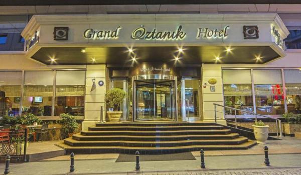 معرفی هتل 4 ستاره Grand Oztanik استانبول