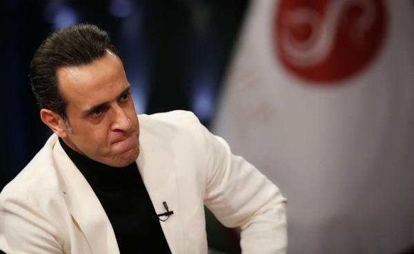 علی کریمی پس از اعلام آراء از سالن بیرون رفت