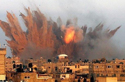 تشدید حملات متجاوزان سعودی به یمن