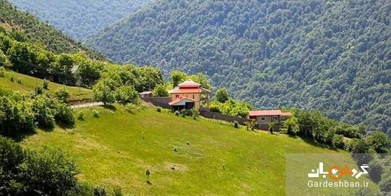 روستای ارده؛ بهشتی سرسبز و زیبا در رضوان شهر گیلان، عکس