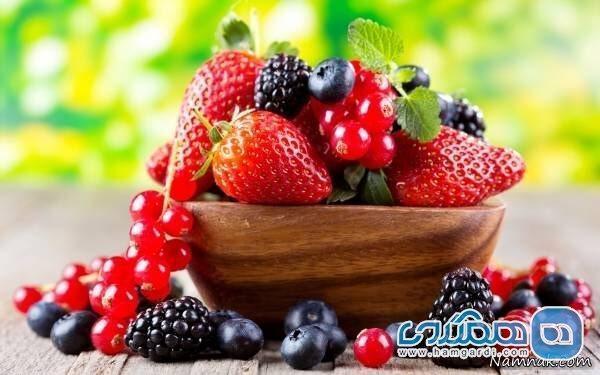 رازهایی درباره توت ها، میوه هایی سرشار از آنتی اکسیدان