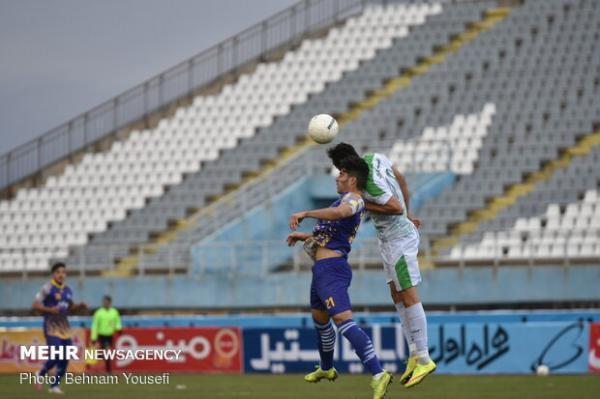 قرعه کشی یک هشتم نهایی جام حذفی انجام شد، حریف پرسپولیس از لیگ دو