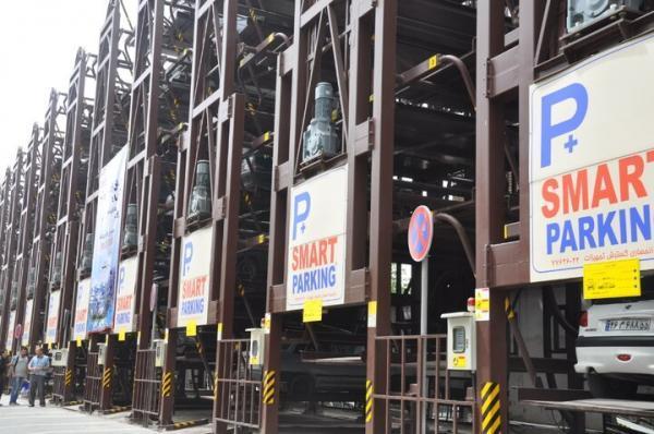 دومین پارکینگ مکانیزه منطقه 19 ساخته می شود
