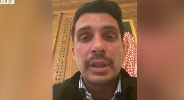 ولیعهد سابق اردن: در بازداشت خانگی هستم، جان و آینده فرزندان ما در خطر است خبرنگاران