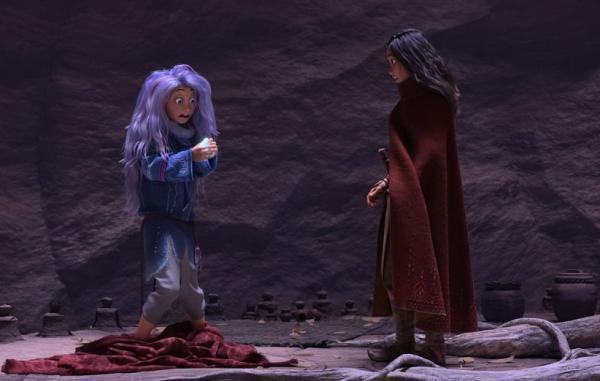 رایا و آخرین اژدها شیوه جدید (و بهتر) شاهزاده های دیزنی را ادامه می دهد