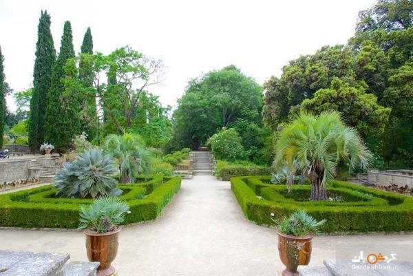 باغ گیاه شناسی مون پلیه، قدیمی ترین باغ فرانسه، عکس