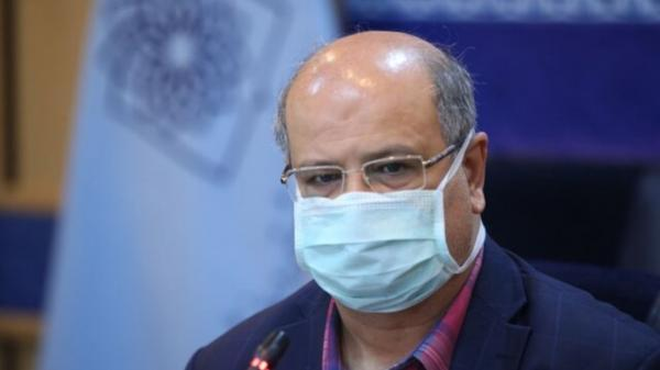 زالی:راه چاره دیگری جز قرنطینه برای کنترل کرونا در تهران وجود ندارد