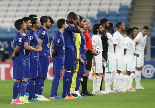 هفتمین میهمانی استقلال مقابل حریفان سعودی، الاهلی و کابوس شکست خانگی برابر آبی پوشان