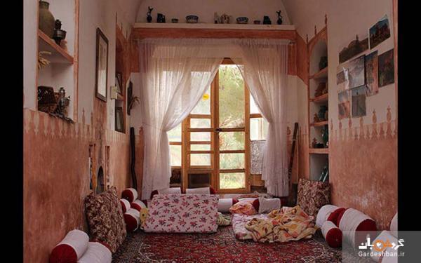 اقامتگاه بوم گردی خانه مازیار در کویر مصر و خور و بیابانک، عکس
