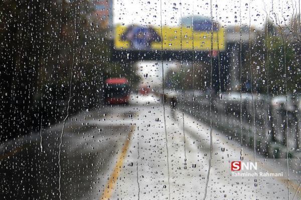 رگبار باران و وزش باد شدید در بیشتر استان ها