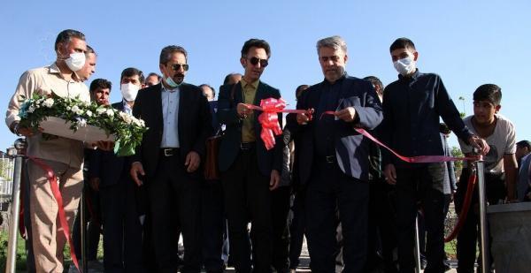 خبرنگاران سه طرح خدماتی، رفاهی و تفریحی در تبریز افتتاح شد